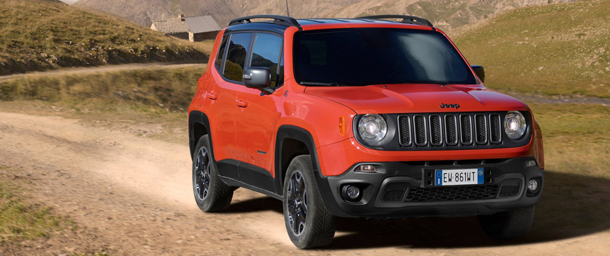Фотография Jeep Renegade 2019 года